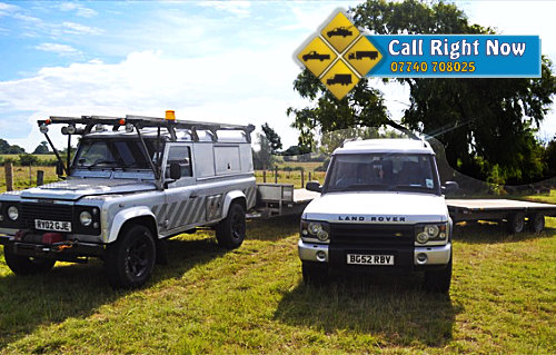 Right Now Deliveries - 4x4 Delivery Vehicles